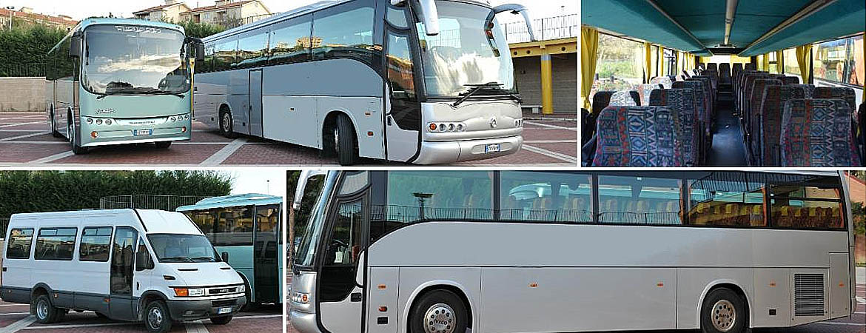 Noleggio autobus GT